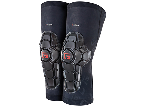 G-Form Pro-X2 Knee Pads (Size: Black / X-Small)