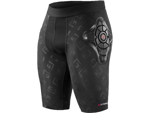 G-Form Pro-X Compression Short (Color: Black / Small)