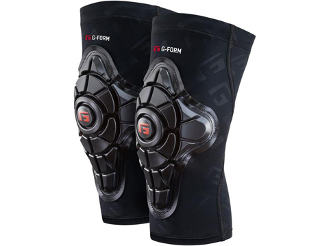 G-Form Pro-X Knee Pads (Color: Black / Extra Small)