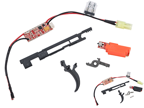 G&G ETU 2.0 and MOSFET 3.0 Wiring Set for Version 3 AEG Gearboxes