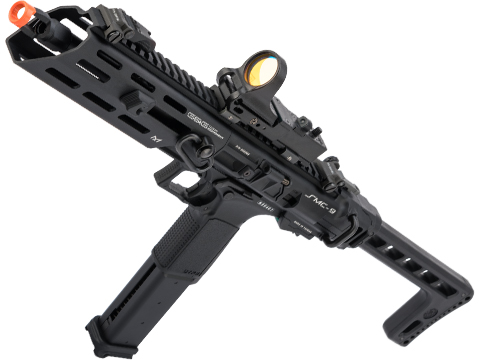 G&G Armament SMC-9 Gas Blowback Pistol Caliber Carbine (Color: Black)