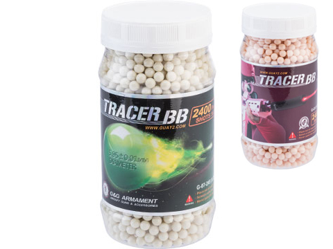 G&G 6mm Premium High Grade Tracer Airsoft BBs