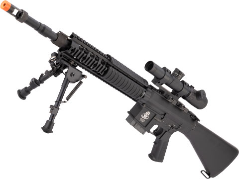 G&G Top Tech GR25 SPR Airsoft AEG Sniper Rifle (Package: Rifle Only)