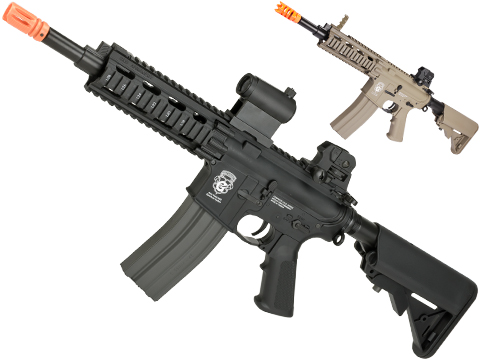 G&G GR16 CQW RUSH Airsoft Blowback AEG Rifle