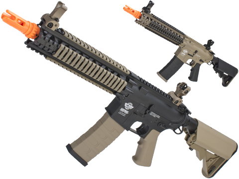 G&G CM18 MOD-1 Airsoft AEG Rifle (Package: Black / Gun Only)