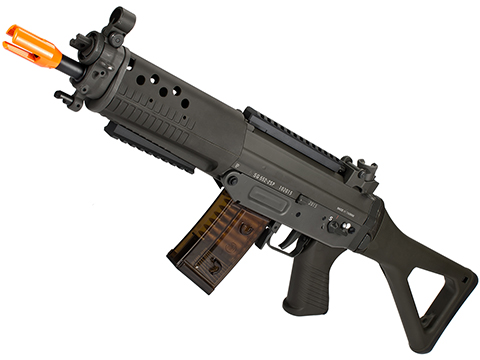 G&G Swiss Arms SIG Sauer Licensed SG552 Full Metal Airsoft AEG Rifle -