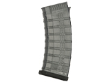 G&G RK74 CQB 115 Round Mid-Cap Magazine for RK and AK Series Airsoft AEGs (Color: Smoked Translucent)