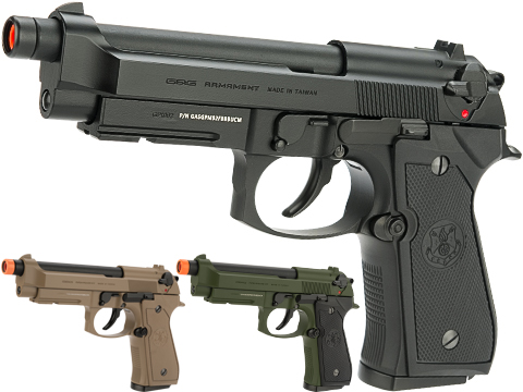 G&G GPM92 Gas Blowback Airsoft Pistol