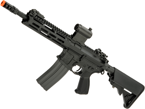 G&G CM16 Raider 2.0 Polymer Airsoft AEG with M-LOK Handguard (Color: Black / Gun Only / Tamiya Plug)