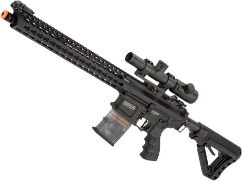 G&G TR16 MBR 308SR Full Metal Airsoft AEG with Keymod Handguard (Package: Gun Only)