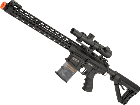 G&G TR16 MBR 308WH Full Metal Airsoft AEG with Keymod Handguard (Package: Gun Only)