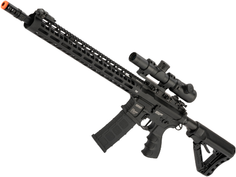 G&G TR16 MBR 556WH Full Metal Airsoft AEG with MLOK Handguard (Package: Gun Only)