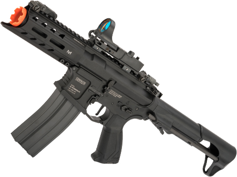 G&G ARP 556 Full Metal M4 Airsoft PDW AEG (Package: Gun + LiPo and Charger)