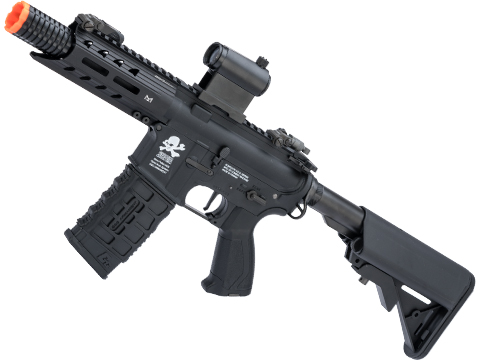 G&G ARP 556 Death Machine Mark 2 M4 Airsoft PDW AEG