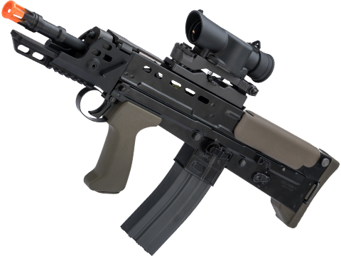 G&G L85 with Electronic Trigger Unit Airsoft Electric Blowback AEG Bullpup Rifle (Type: AFV)
