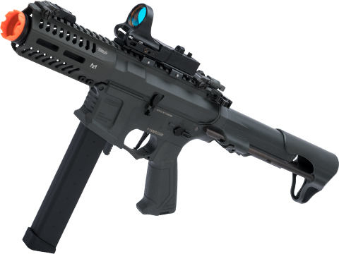 G&G CM16 ARP9 CQB Carbine Airsoft AEG (Package: Battleship Grey / Gun Only)