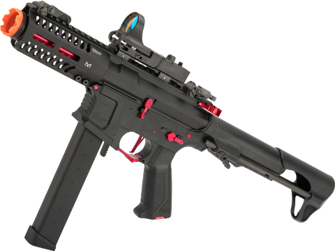 G&G CM16 ARP9 CQB Carbine Airsoft AEG (Package: Black - Fire / Gun Only)