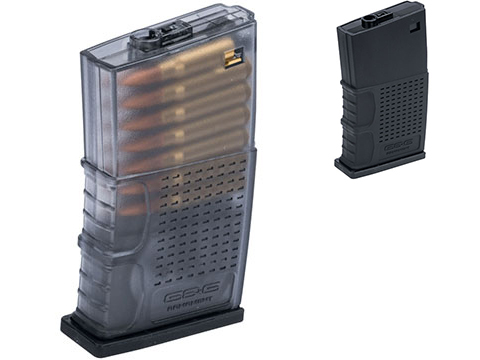 G&G G2H Mid-Cap Magazine for TR16 MBR 308 Airsoft AEG Rifles