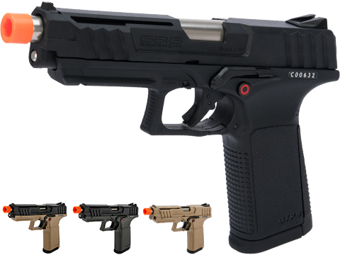 G&G GTP9 Gas Blowback Airsoft Pistol