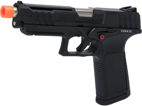 G&G GTP9 Gas Blowback Airsoft Pistol (Color: Black)