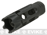 PTS GoGun Tactical Talon Flash Hider for Airsoft Rifles  (Thread: Positive)