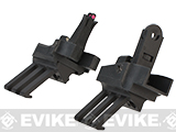 APS R-Type Dyanmic Backup Sight Set for Airsoft Rifles