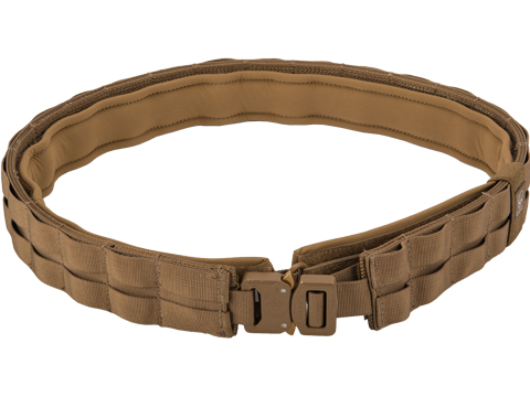 Grey Ghost Gear UGF Battle Belt with Padded Inner (Color: Coyote Brown / Small)