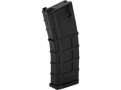 GHK 40rd Magazine for G5 Series Airsoft GBB Rifles (Color: Black)