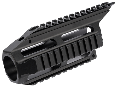 GHK Metal Front Railed Handguard for GHK AUG Gas Blowback Rifle