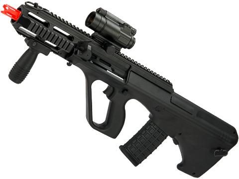 GHK Gas Blowback AUG A3 Airsoft Rifle