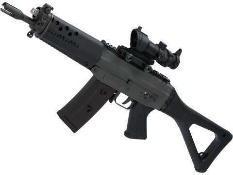 GHK Gas Blowback SG553 Airsoft Rifle
