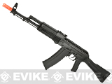 GHK AK74 AKS-74MN Steel Receiver Full Metal Airsoft GBB Gas Blowback Rifle