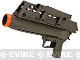 AG36 Grenade Launcher for G36 Airsoft AEG (Color: Dark Earth)