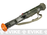 Deepfire Airsoft AT-4 Rocket Launcher with Internal Cylinder Tube