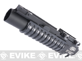 Pre-Order Estimated Arrival: 05/2013 --- G&P QD M203 Grenade Launcher for Airsoft Rifles with Rail Systems - Short