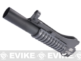 G&P Military Type M203 Grenade Launcher for M4 Series Airsoft Rifles - Long