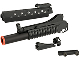 Matrix SCAR FACE Special Edition Airsoft M203 Style Grenade Launcher with G&P M16 Handguard & Mounts