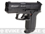 Gletcher SS 2022 Co2 Powered Air Gun BB Pistol - Plastic Slide
