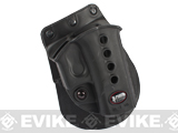 Fobus Elite Concealed Paddle Evolution Holster - Glock 17, 19, 22, 23, 34, 35