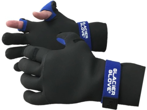 Glacier Gloves Pro-Angler Neoprene Gloves
