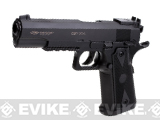 Gletcher CST 304 Co2 Powered Airgun ).177 cal NOT AIRSOFT) BB Pistol - Black
