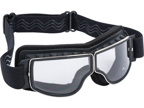 Global Vision Ultimate A/F Anti-fog Protective Goggles (Model: Clear Lens)