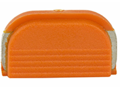 GLOCK OEM Half Orange Slide Cover Plate for GLOCK Pistols
