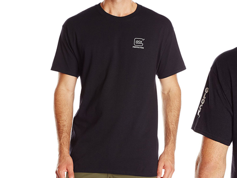 GLOCK Perfection Logo Tee (Size: X-Large)