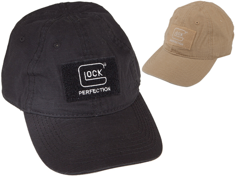 Glock Perfection Agency Hat with Velcro