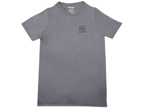 Glock Performance Cotton T-shirt (Size: Large / Grey)