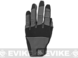 PIG Full Dexterity Tactical (FDT) Gloves Alpha Touch- Carbon Grey (Size: Large)