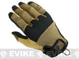 PIG Full Dexterity Tactical (FDT) Gloves Alpha - Coyote (Size: Large)