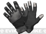 5.11 Tactical Screen Ops Tactical Kevlar Touch Screen Gloves - Black / Large