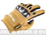 ASG STRIKE Systems Tactical Assault Gloves (Color: Desert / X-Large)